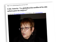 Entrevista Celia Amorós M