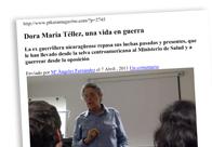 Entrevista Dora María Téllez M