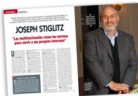 Entrevista Joseph Stiglitz M