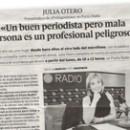Entrevista Julia Otero M