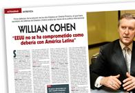 Entrevista William Cohen M