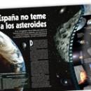 España no teme a los asteroides M