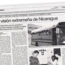 La visión extremeña de Nicaragua M