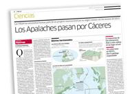 Los Apalaches pasan por Cáceres M