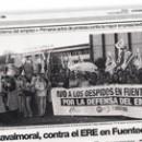 Navalmoral, contra el ERE en Fuentecapala M
