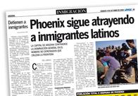 Phoenix sigue atrayendo a inmigrantes latinos M