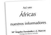 Así ven ÁfricaS nuestros informadores M