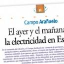 Campo Arañuelo El ayer y el mañana de la electricidad en España M