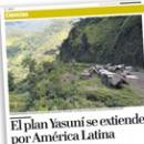El Plan Yasuní se extiende por América Latina M
