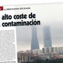 El alto coste de la contaminación M