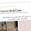 Entrevista Antonio Sá da Costa M