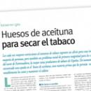 Huesos de aceituna para secar el tabaco M