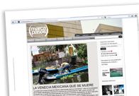 La Venecia mexicana que se muere M