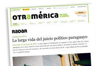 La larga vida del juicio político paraguayo M