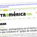 Paraguay, protagonista en el cierre de un Río que condena el golpe de Estado M