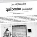 Las réplicas del quilombo paraguayo