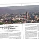 La española que privatiza el agua en México