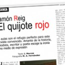 Ramón Reig. El Quijote rojo
