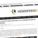 Las víctimas exigen participar en los diálogos de paz de Colombia