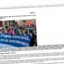 Más de un millón de firmas exigen que Europa cumpla el derecho humano al agua