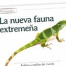 La nueva fauna extremeña