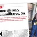 Guerrilleros y paramilitares, SA