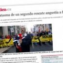El fantasma de un segundo rescate angustia a Portugal