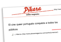 El cine queer portugués conquista a todos los públicos