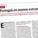Portugal, en manos extranjeras