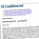 Libertad de prensa ¿en España¿