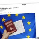 Pasaportes falsos, el otro agujero fronterizo