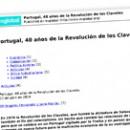 Portugal, 40 años de la Revolución de los Claveles