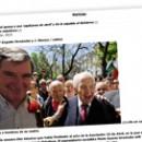 Portugal apoya a sus 'capitanes de abril' y da la espalda al Gobiern