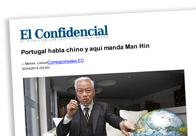 Portugal habla chino y aquí manda Man Hin
