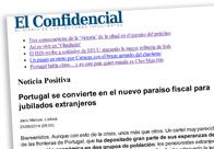 Portugal se convierte en el nuevo paraíso fiscal para jubilados extranjeros