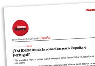 ¿Y si Iberia fuera la solución para España y Portugal¿