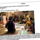 Artivistas portugueses ocupan la Cultura con reivindicaciones políticas