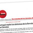 Portugal repite los síntomas de la Revolución de los Claveles