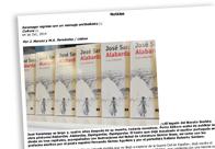 Saramago regresa con un mensaje antibelicista