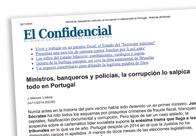 Ministros, banqueros y policías, la corrupción lo salpica todo en Portugal