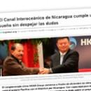 El Canal Interoceánico de Nicaragua cumple un sueño sin despejar las dudas