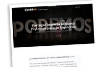 Portugal importa la marca Podemos para su izquierda