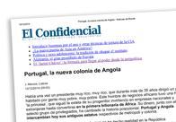 Portugal, la nueva colonia de Angola