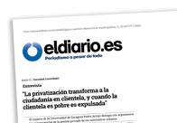 Entrevista Pedro Arrojo