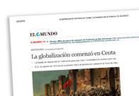 La globalización comenzó en Ceuta