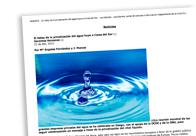 El lobby de la privatización del agua huye a Corea del Sur