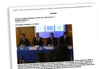 El año sin troika de Portugal Una de cal y otra de arena