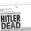 Hitler 70 años de una alargada sombra