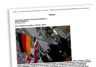 Los neonazis regresan a las calles de Alemania