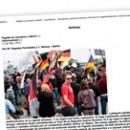Pegida no convence a Berlín